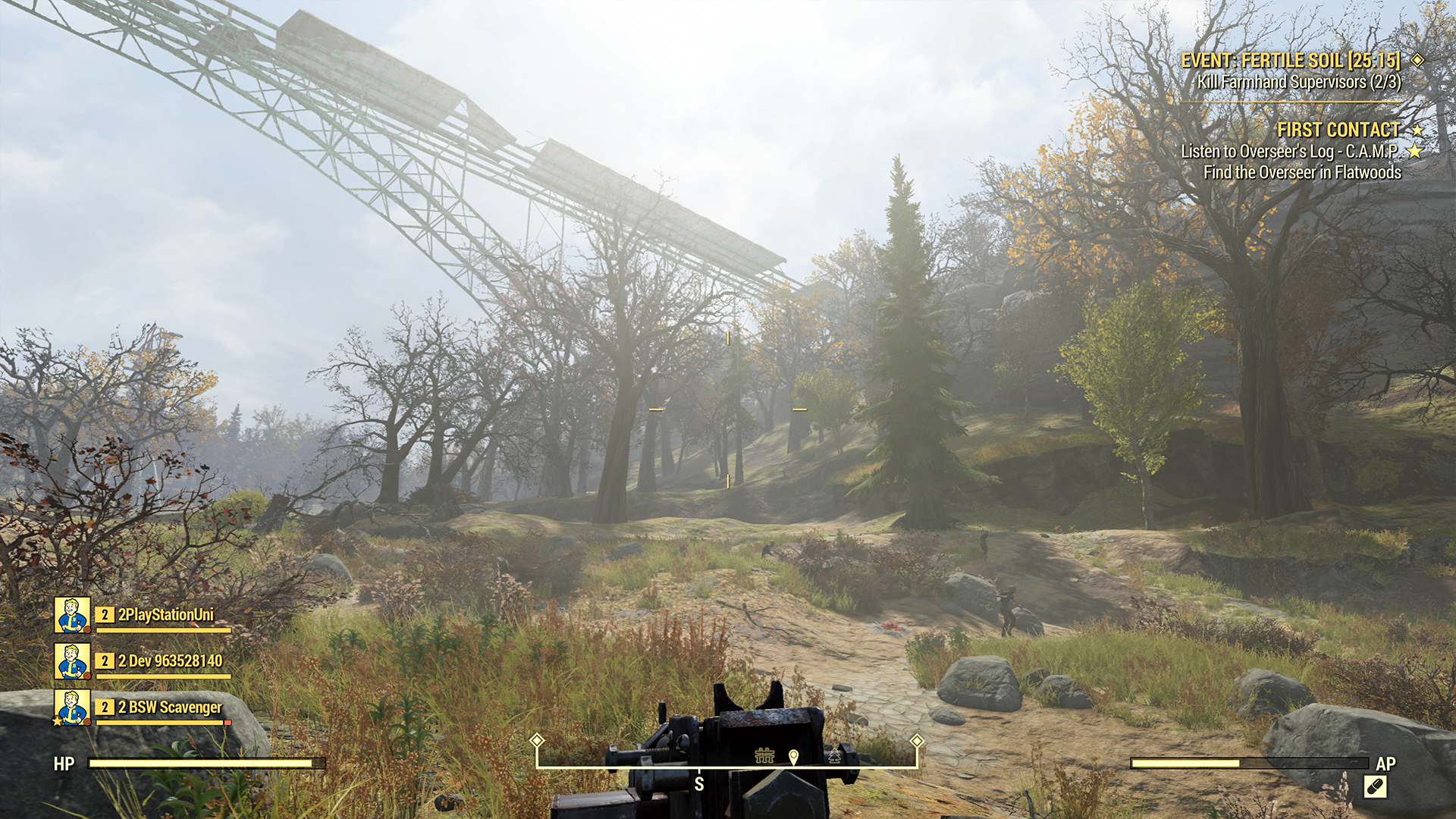 Why the Fallout 76 West Virginia Foothills Setting? We Ask