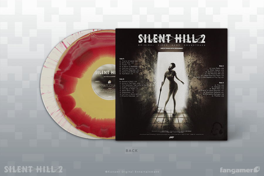 Fangamer Silent Hill Collection Adds Silent Hill Shirts Vinyl