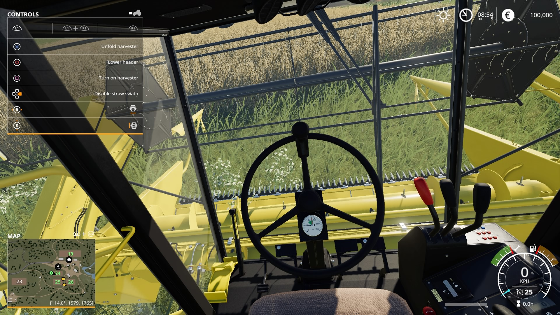 Farming Simulator 19 PS4 Review - Gorgeous Monotony