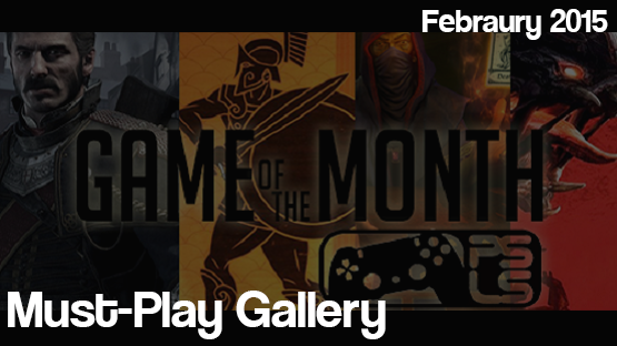 February 2015 Must-Play Gallery