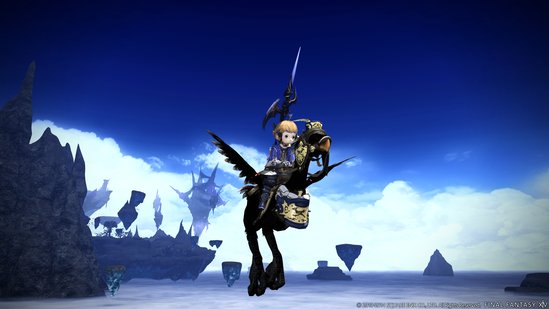 Ffxiv Mount Drop Rate