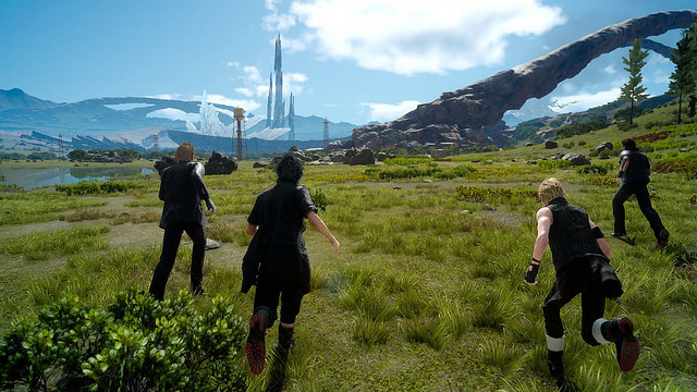 What is Final Fantasy XV?