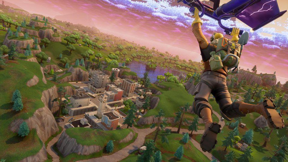 how to add recent players on fortnite pc