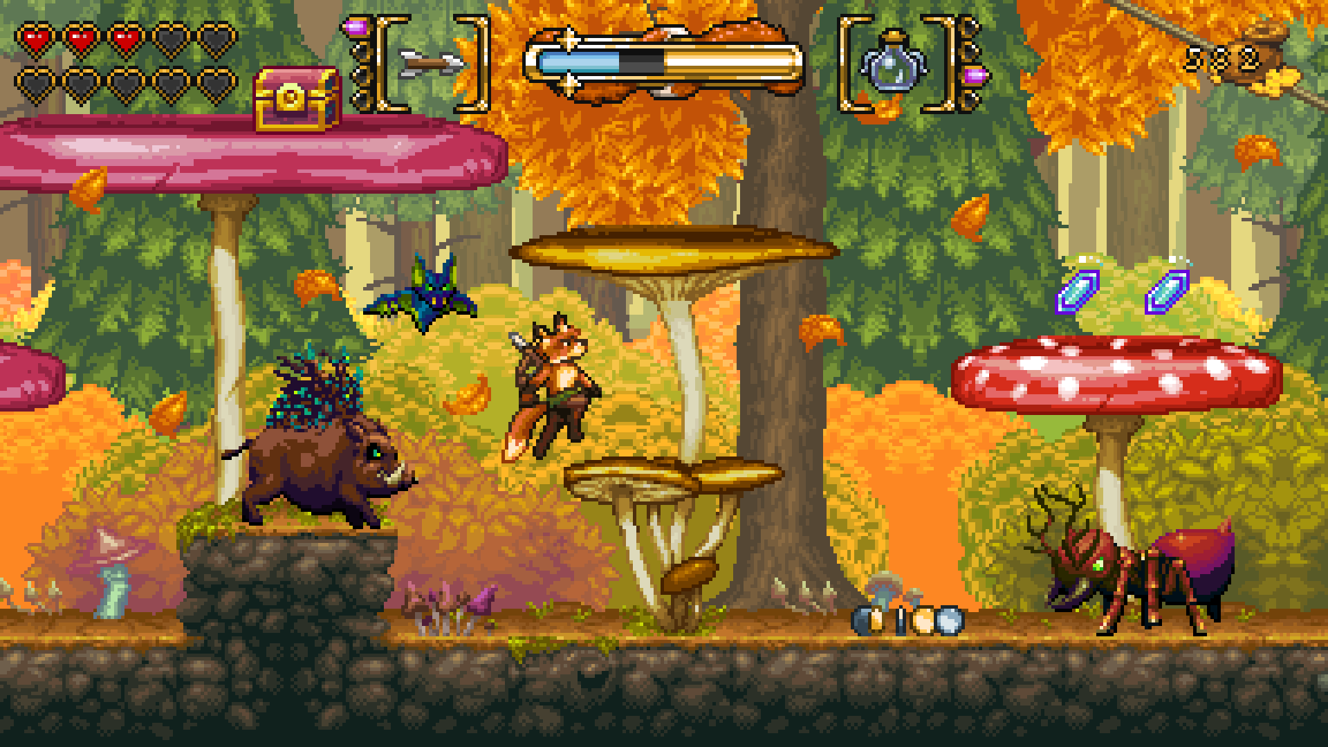 Fox n Forests Review
