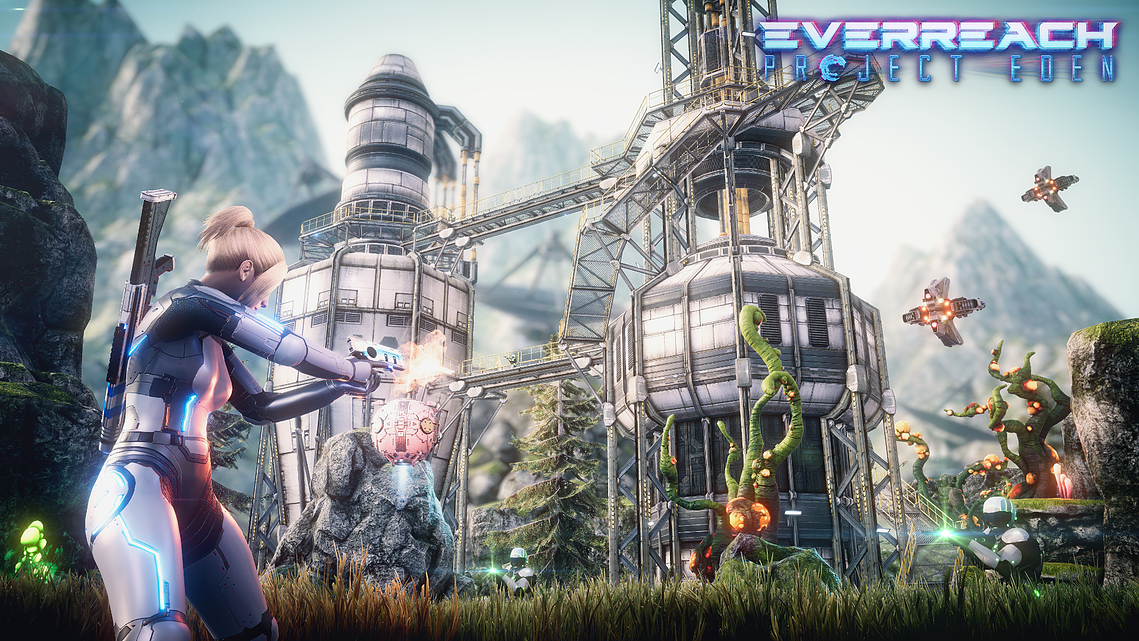 GDC '19: Everreach: Project Eden
