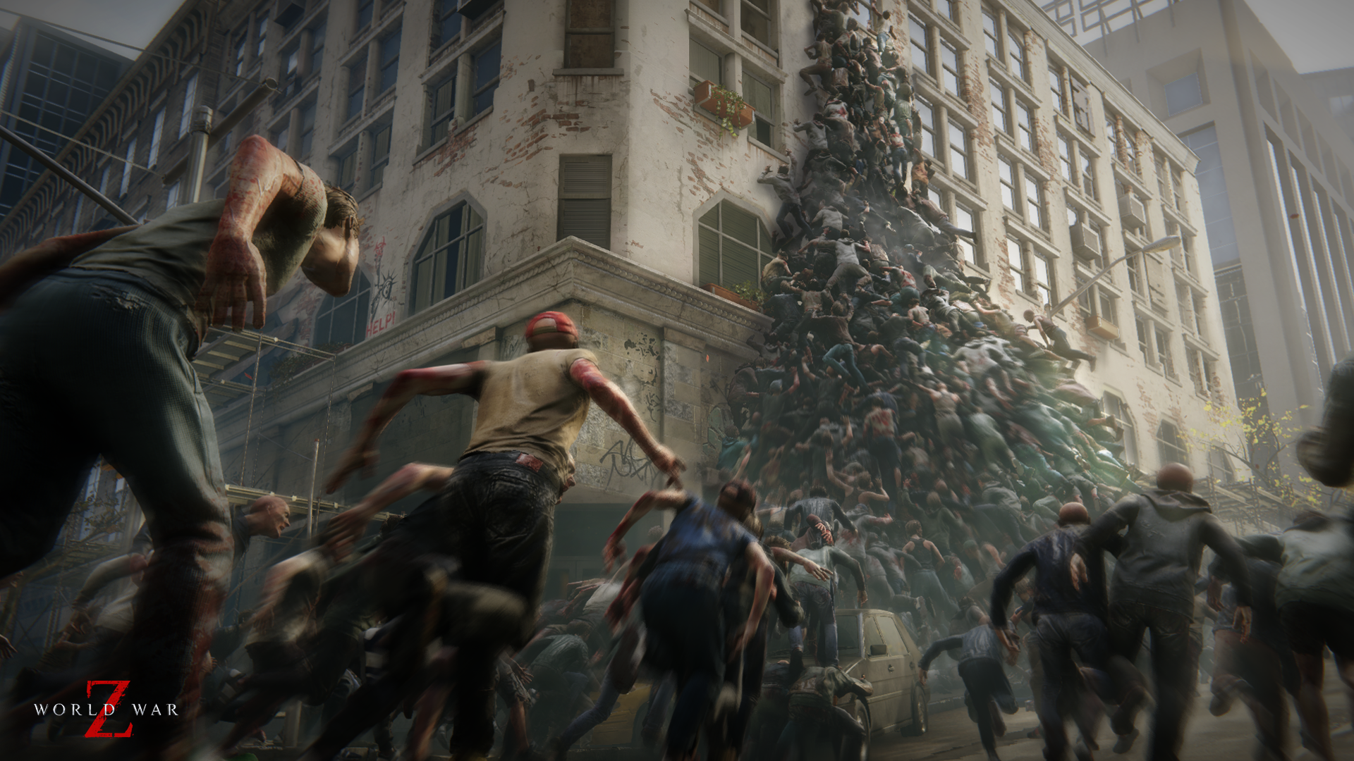 GDC 19 - World War Z