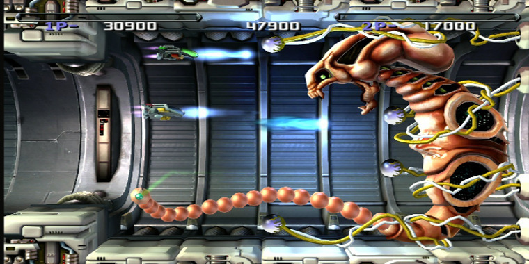 R-Type Dimensions (PS3)