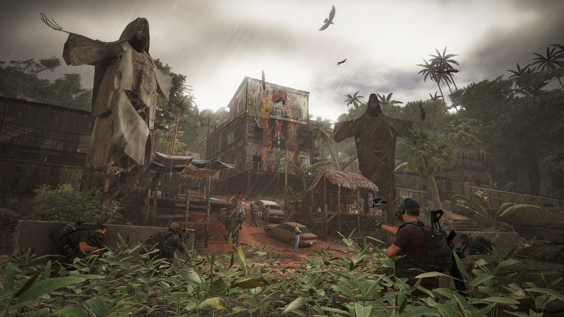 Ghost Recon Wildlands Preview