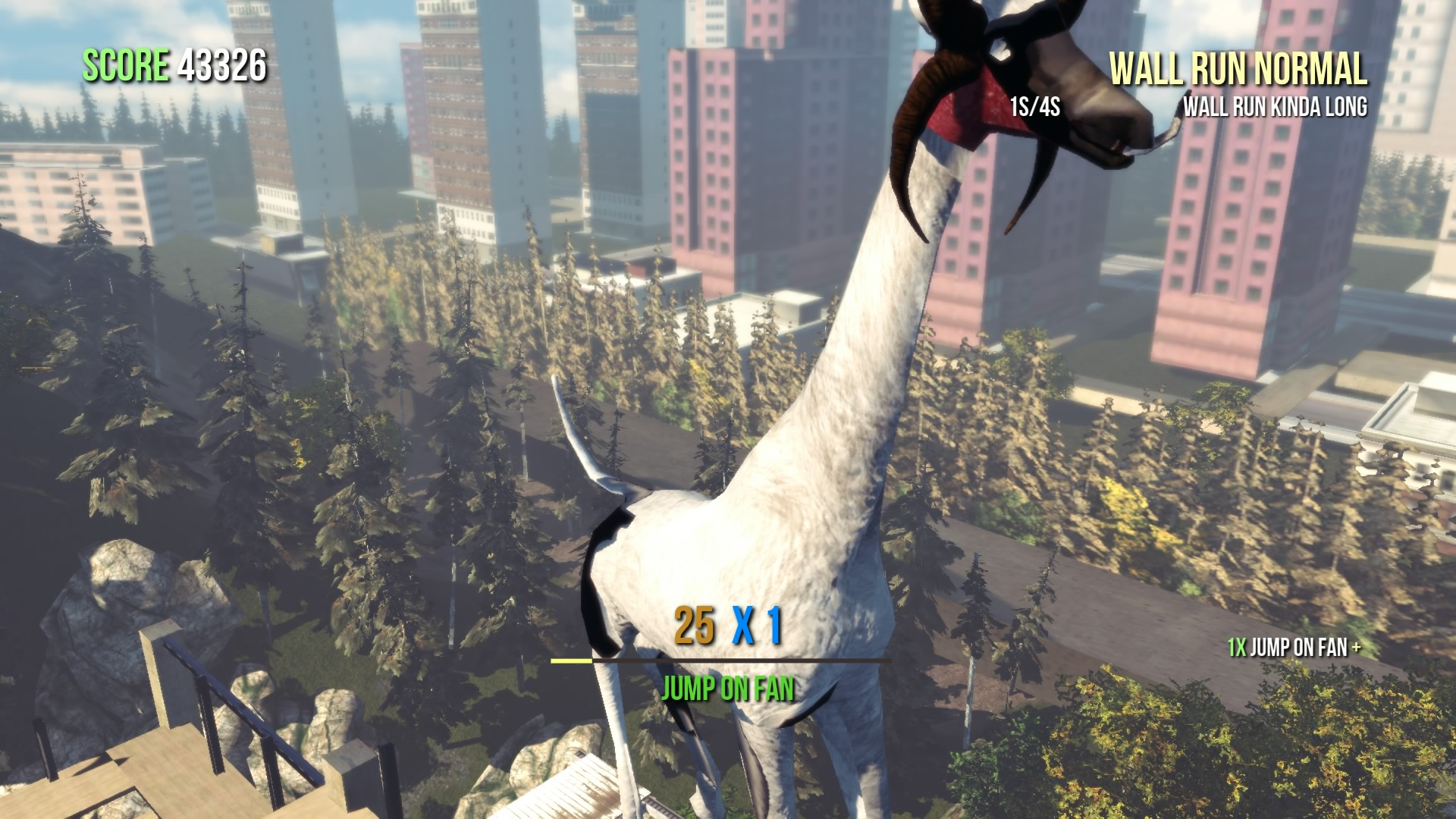 Goat Simulator Review - A Cheap Novelty (PS4)