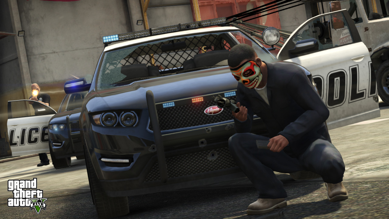 GTAV PS4 Review - Looking Back