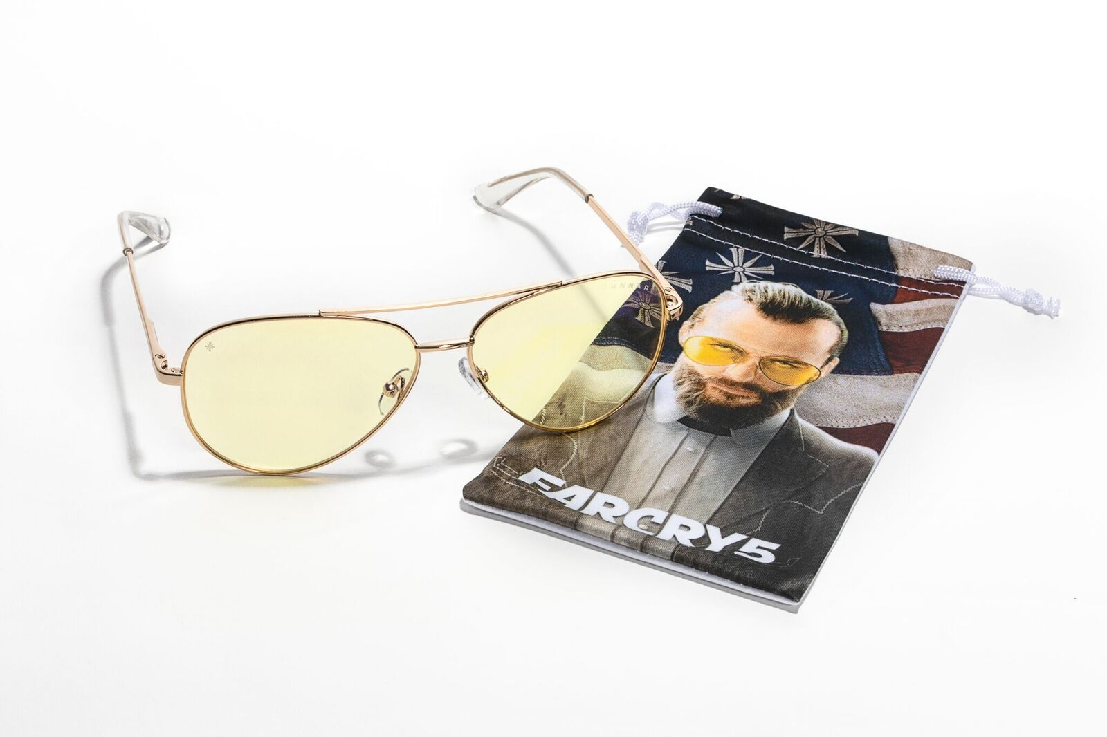 Gunnar Glasses Far Cry 5 The Father Frames