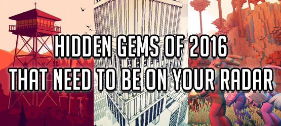 Meet the Hidden Gems of 2016