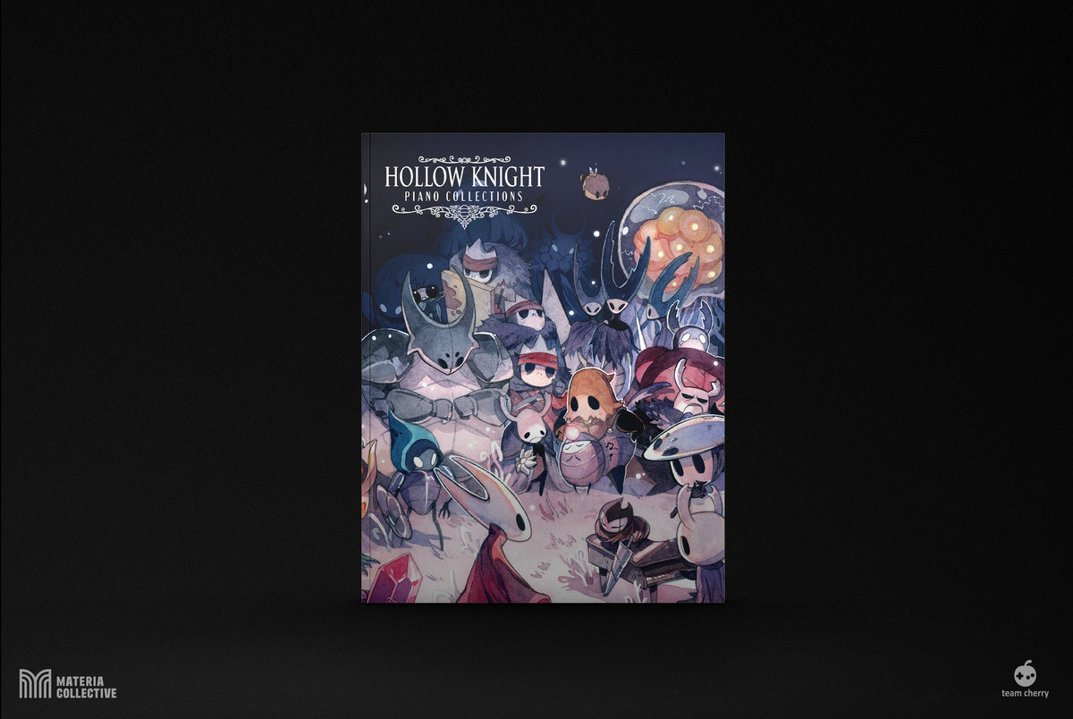 Hollow Knight Piano Collections Sheet Music