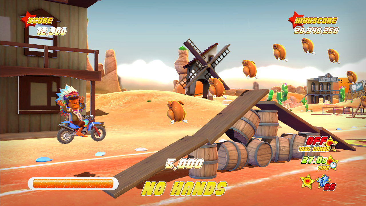 Joe Danger and Their Stunts Will Jump to Android