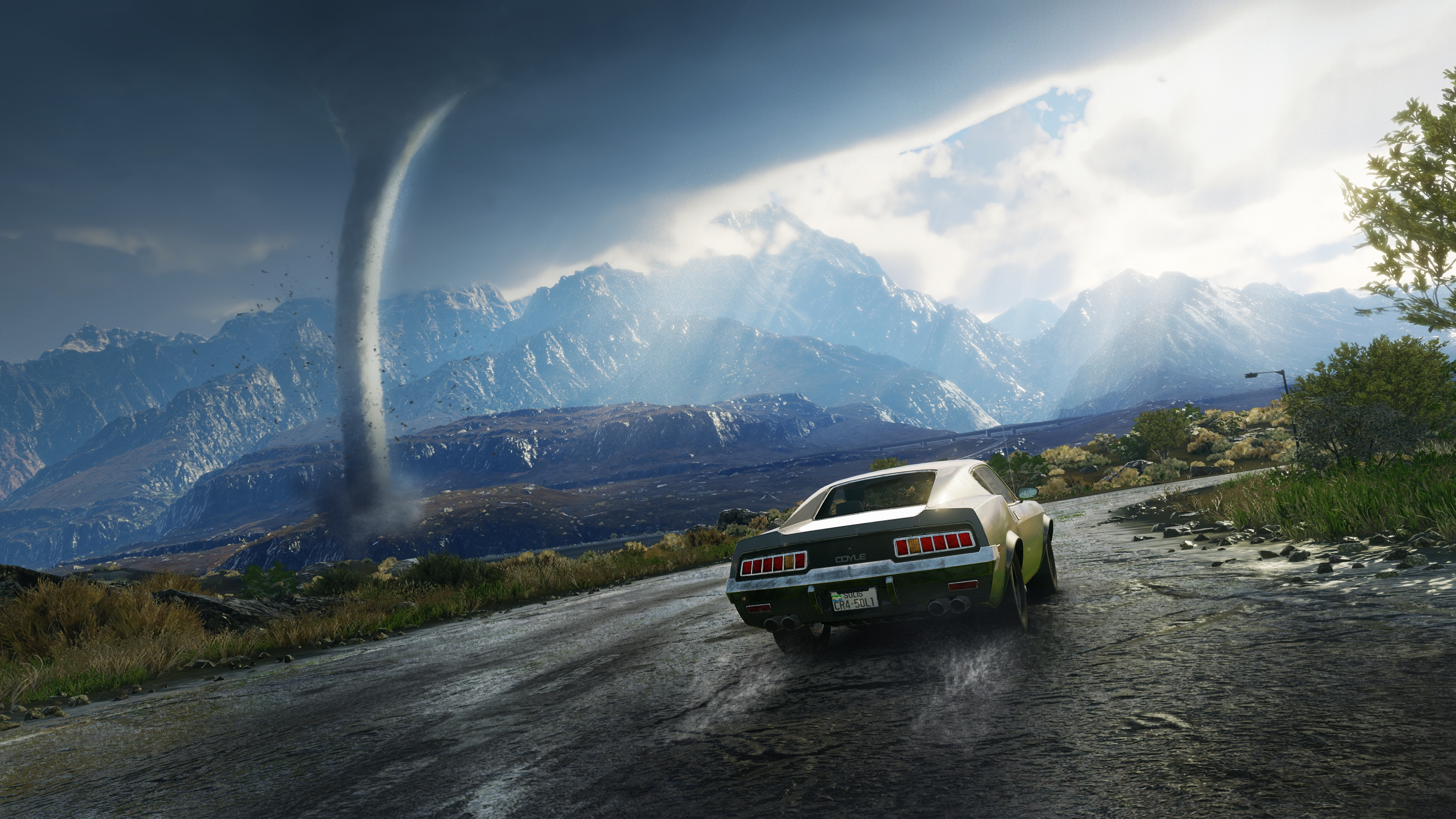 The Making of Just Cause 4