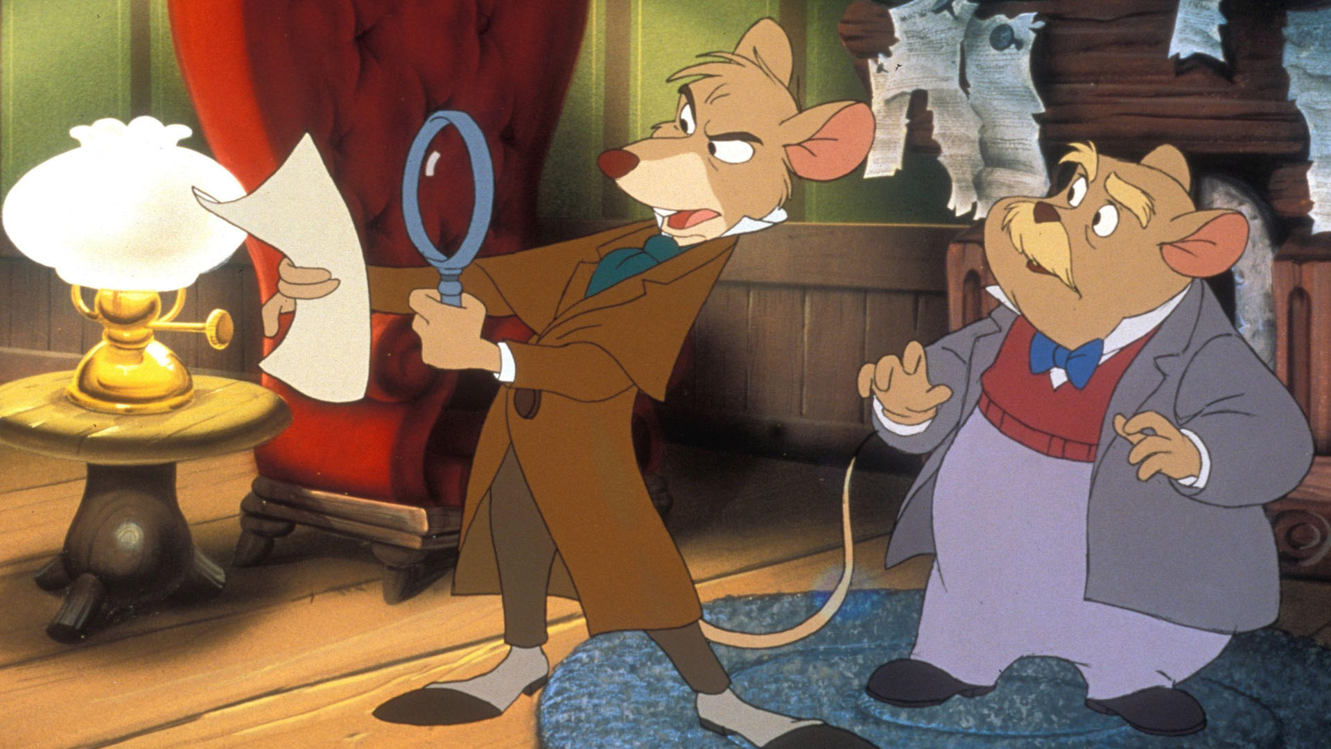 London (The Great Mouse Detective)