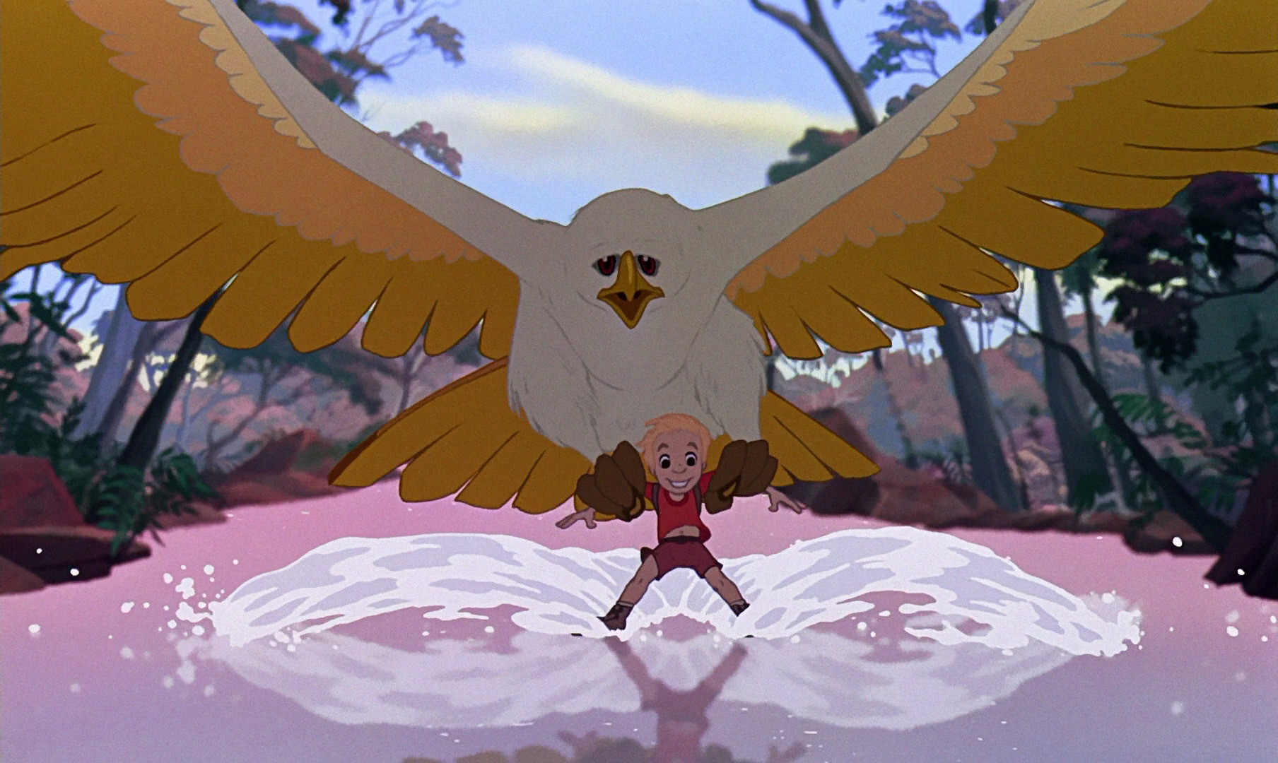 Australia (The Rescuers Down Under)