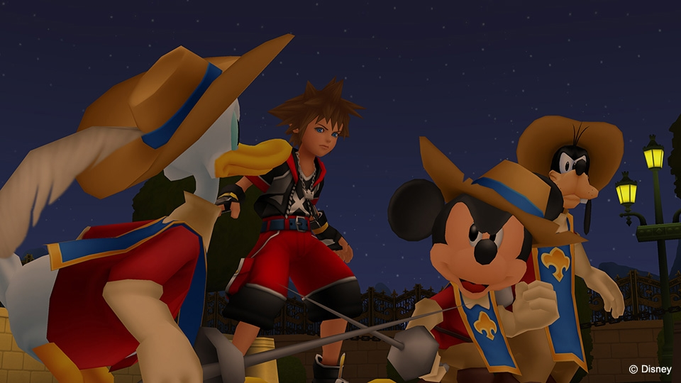 Kingdom Hearts HD 2.8 Screenshot