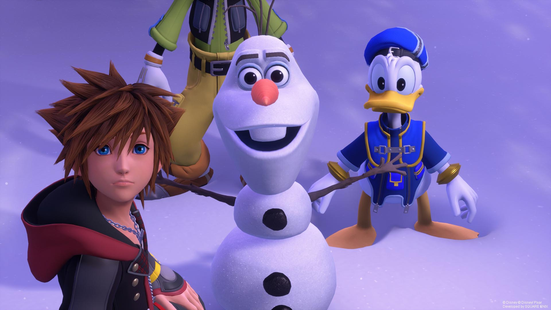 What is Kingdom Hearts III?