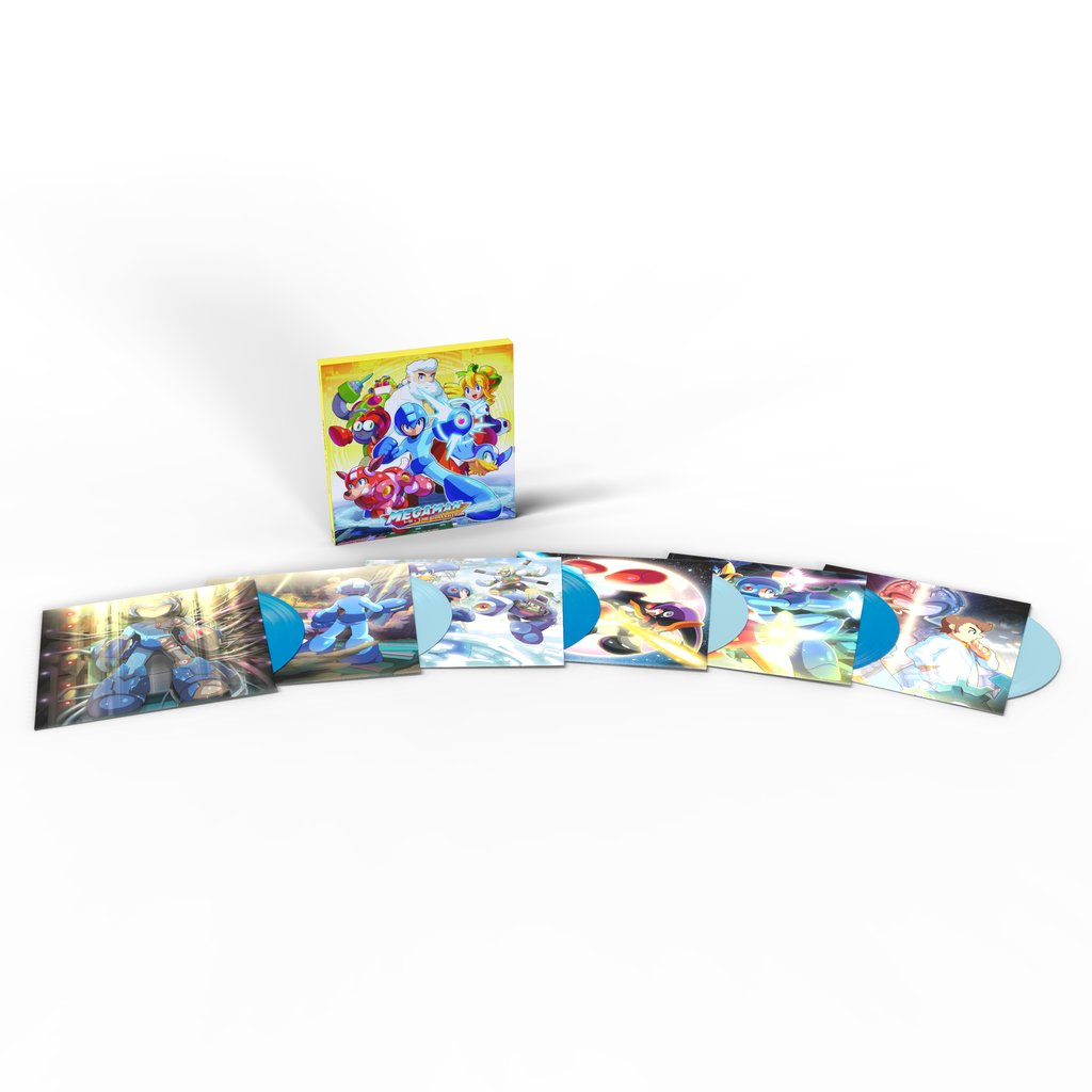 Laced Records' Mega Man 1-11: The Collection