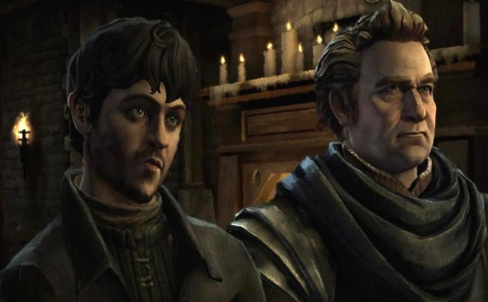 Leaked Images from Telltale's Game of Thrones