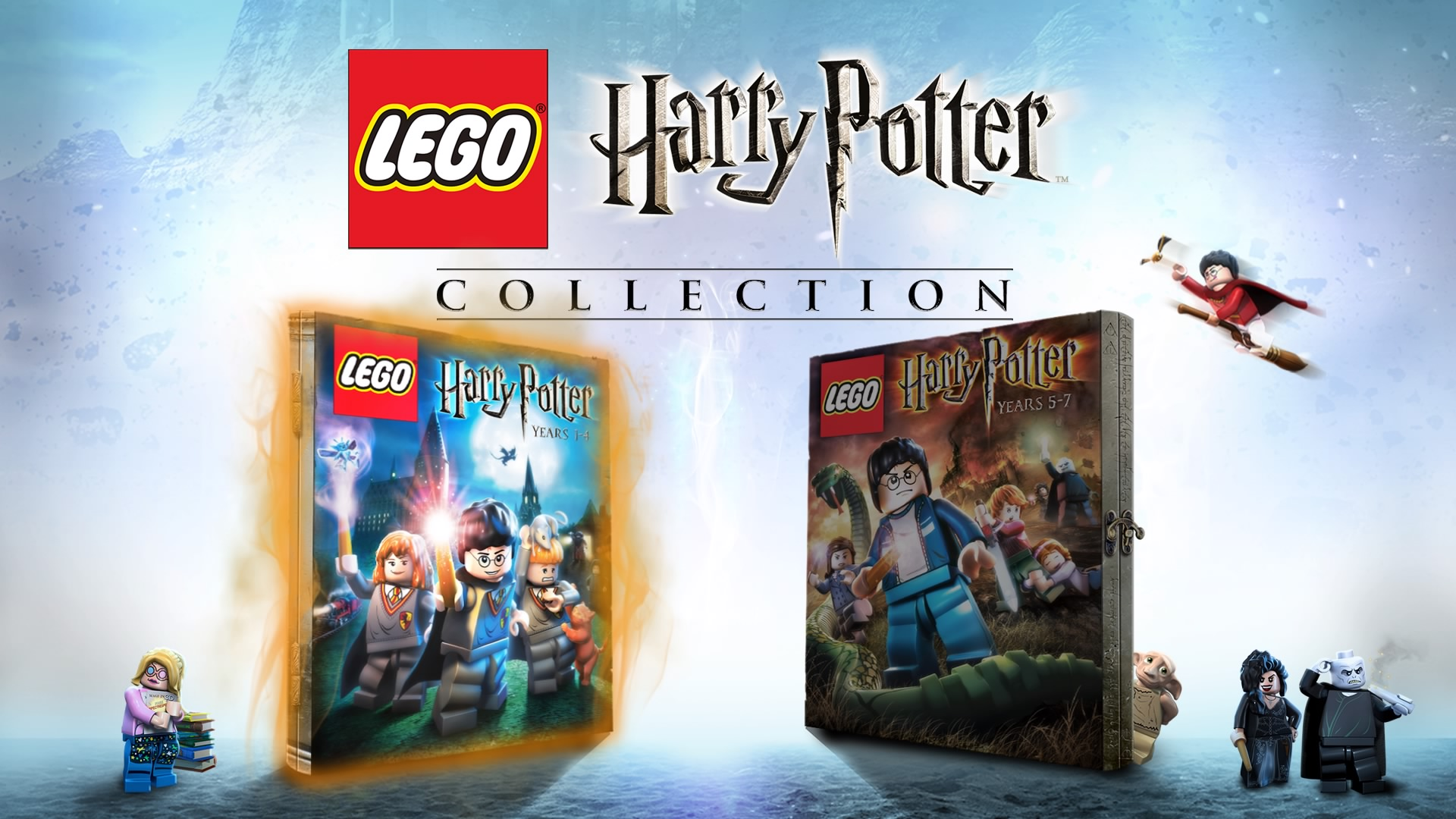 Lego Harry Potter Collection Review Ps4