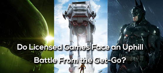 Licensed Games: Yay or Nay?