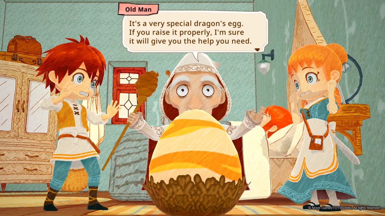Little Dragons Cafe In-Game Screenshots