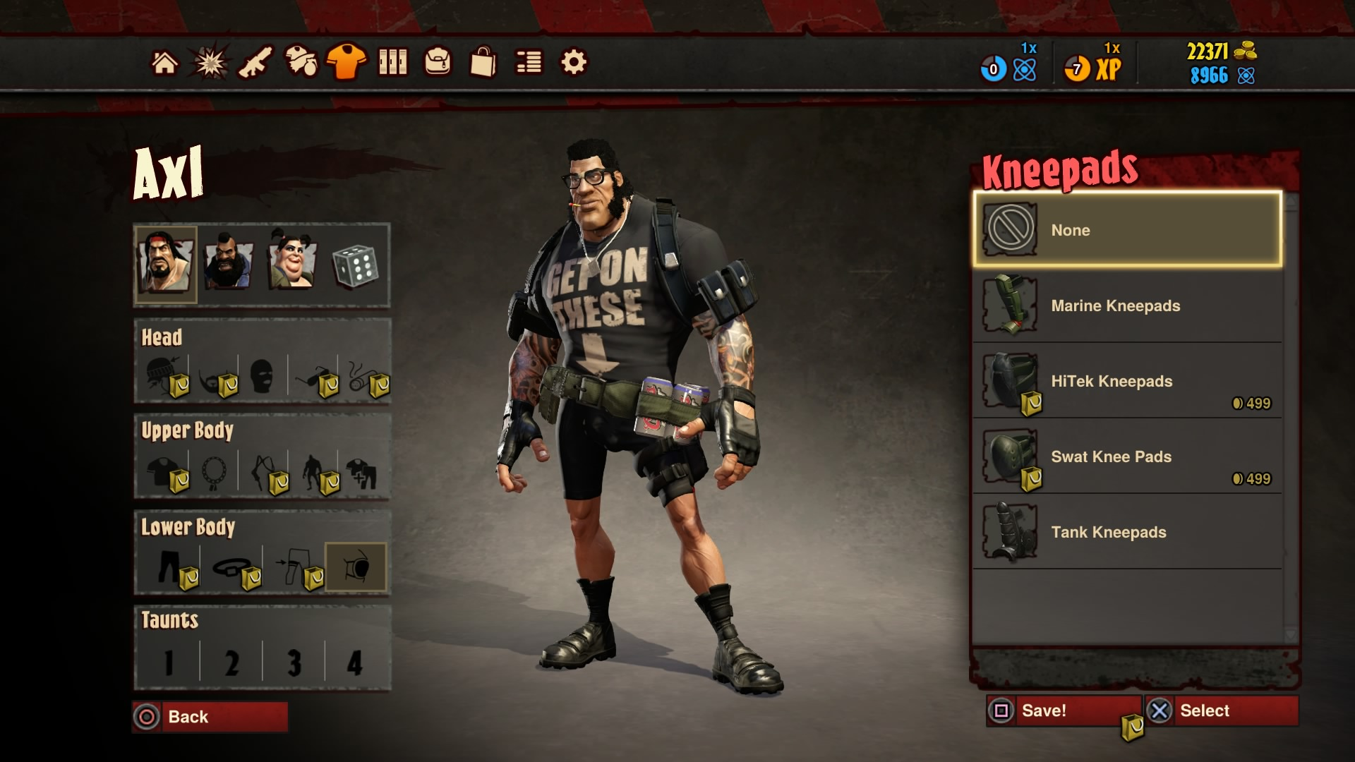 Loadout Review Gallery