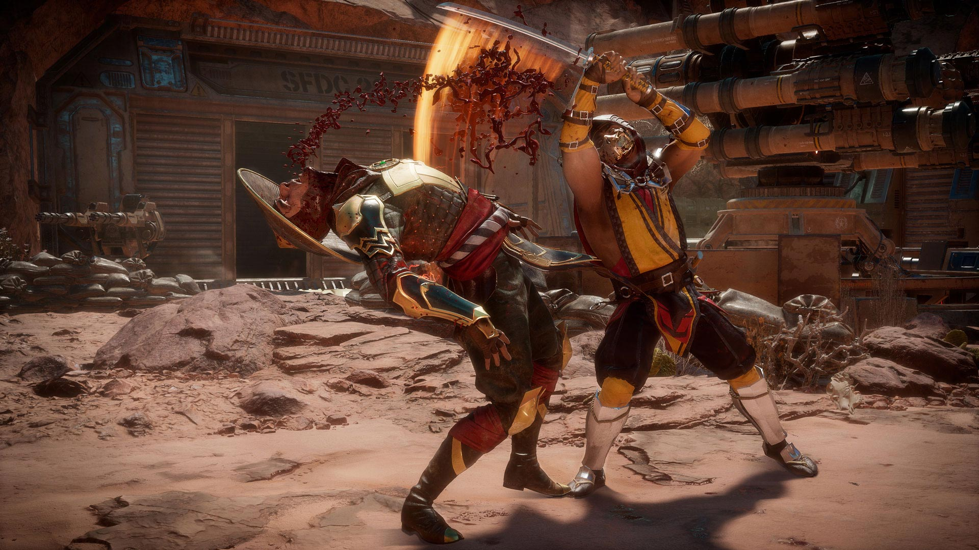 Watch the Entire Mortal Kombat 11 Opening Cinematic Here