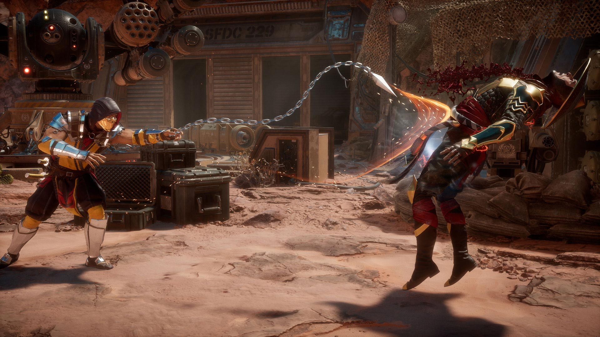 More Mortal Kombat 11 Leaked Characters Appear On Steam Database