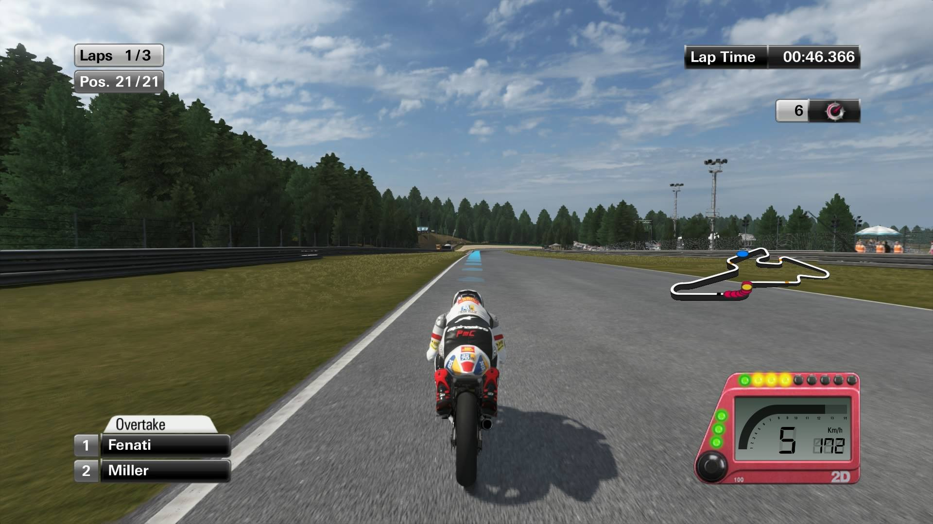 MotoGP 14 Review (PS4) -- PlayStation LifeStyle