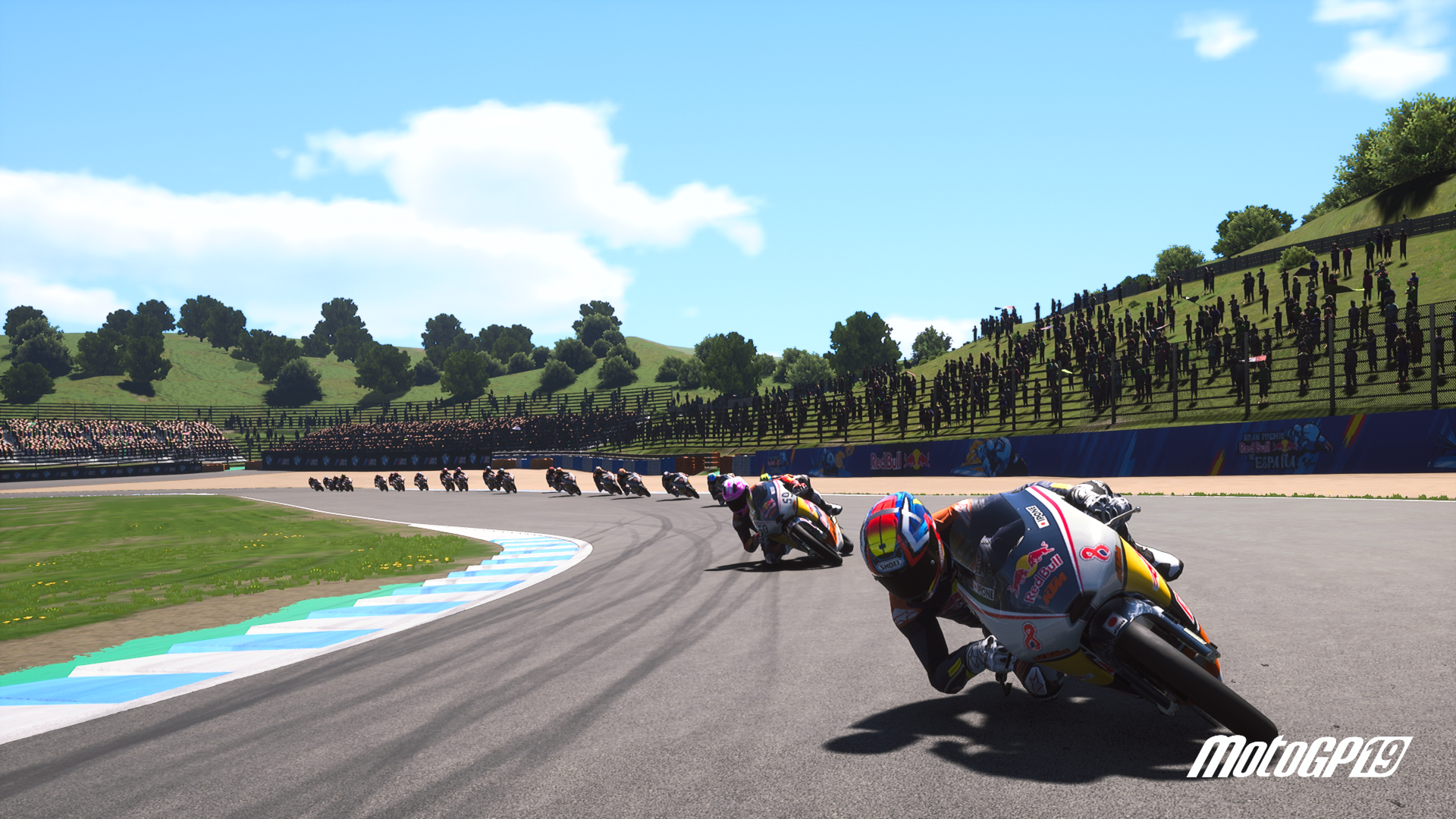 Motogp 19 Review Back On Track Ps4 Playstation Lifestyle