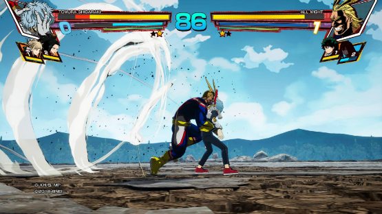 My Hero One's Justice Review