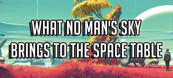 No Man's Sky Game-Changer Gallery