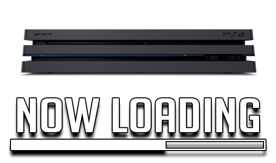 Now Loading...Reaction to PS4 Neo
