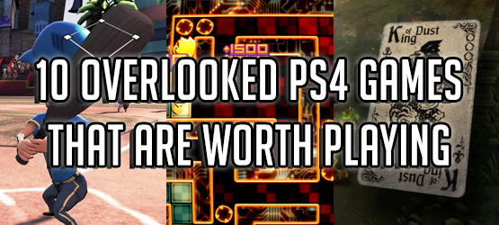 10 Overlooked PS4 Games That Are Worth Playing