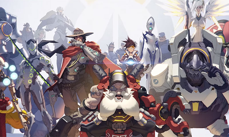 Overwatch Update Fixes PS4, PC. Xbox One Competitive Play
