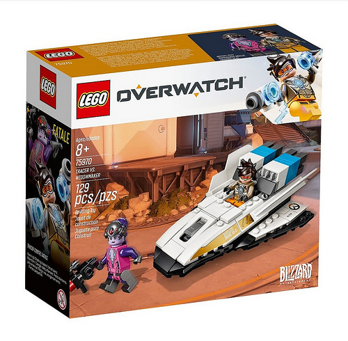 Mercy vs. Widowmaker ($14.99)