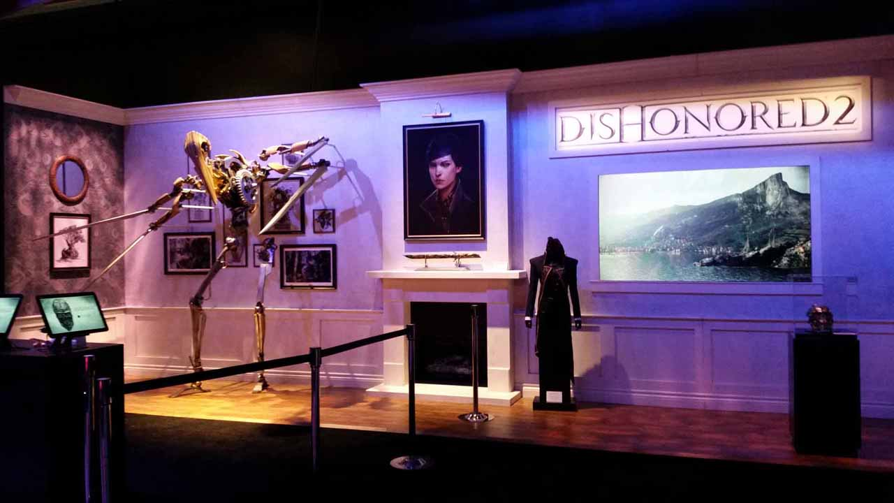 Dishonored 2 Booth