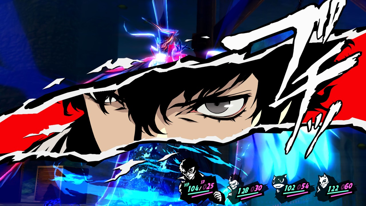 Persona 5 Screenshots and Images