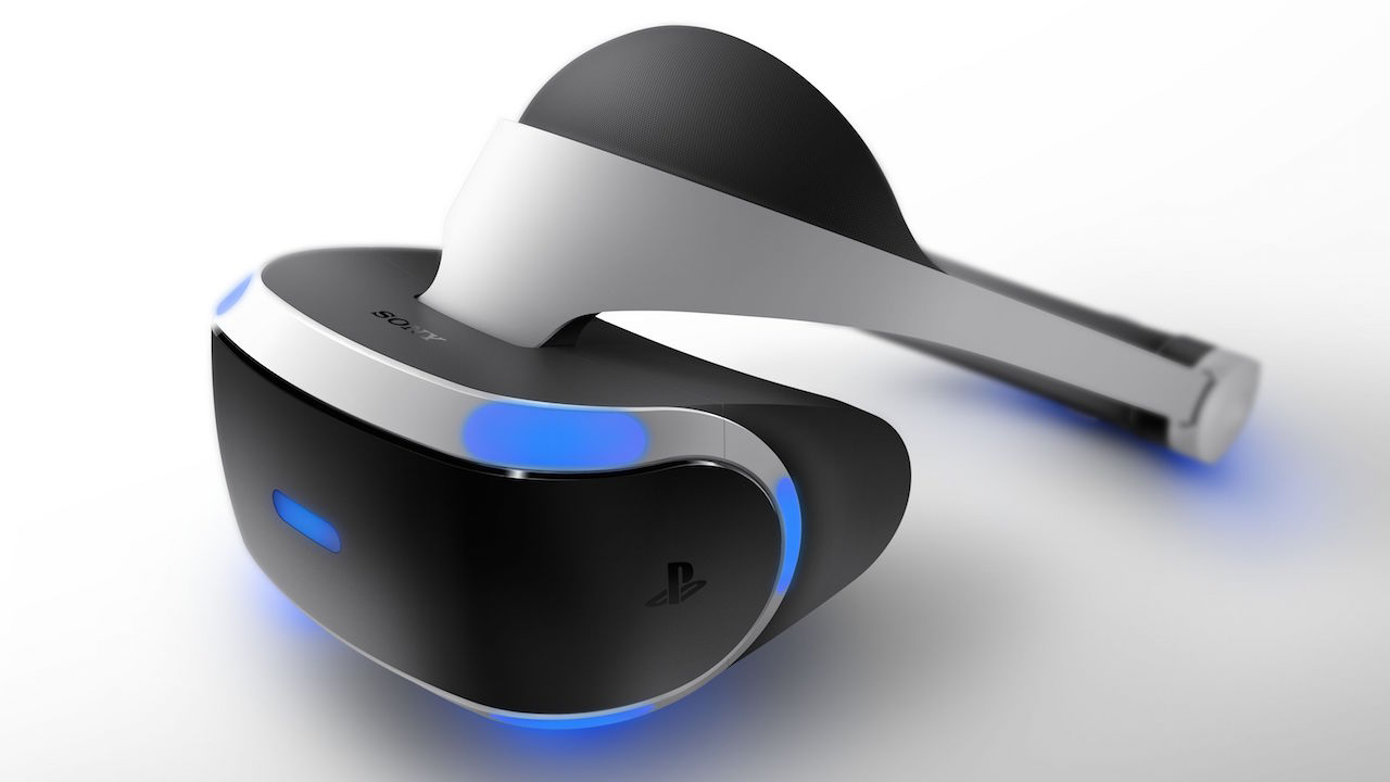 PlayStation VR PSX 2015 Previews