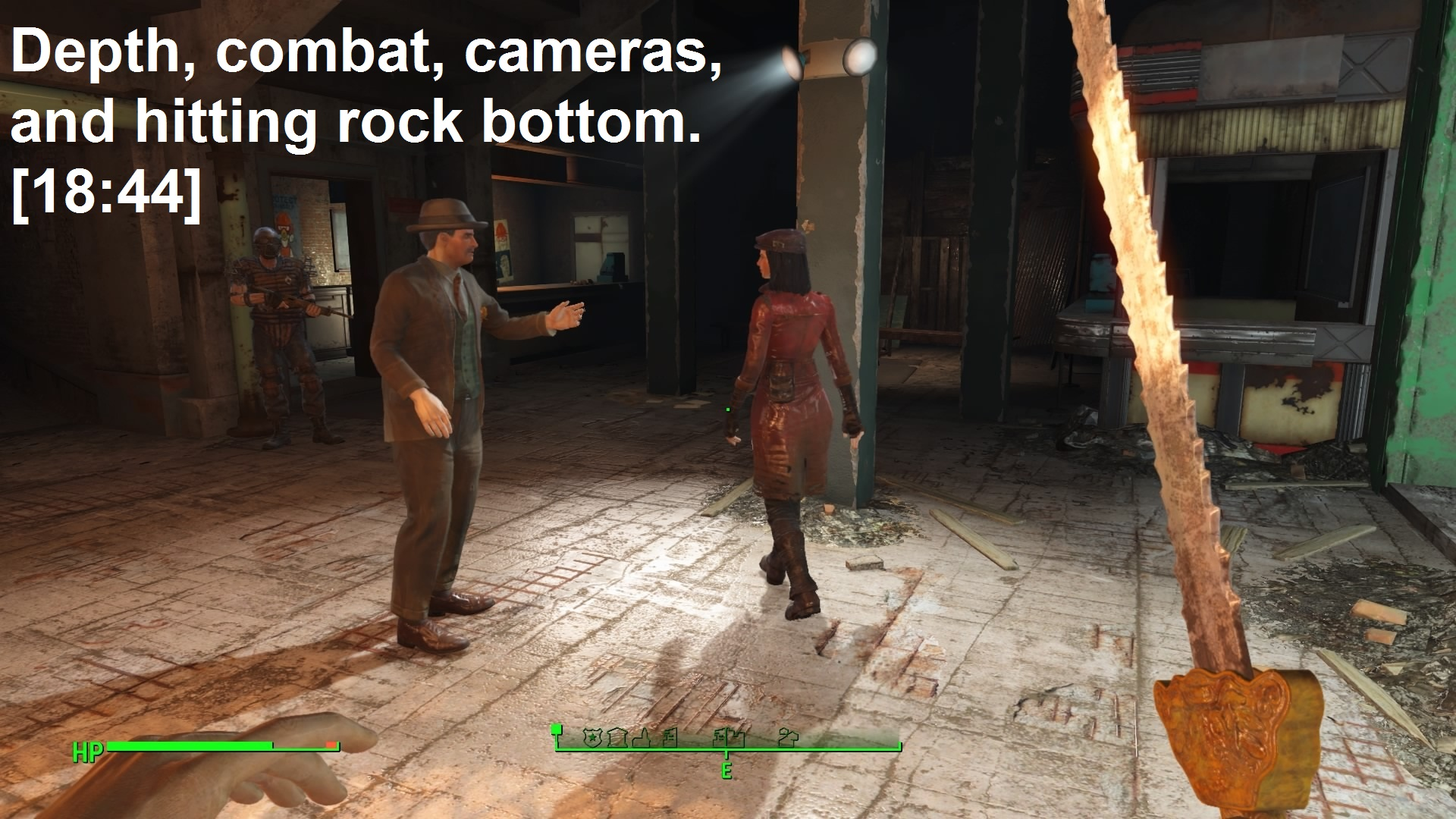 Fallout 4, discussed