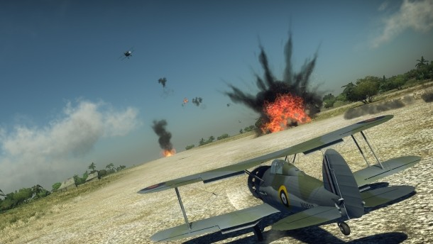 War thunder different game modes in star