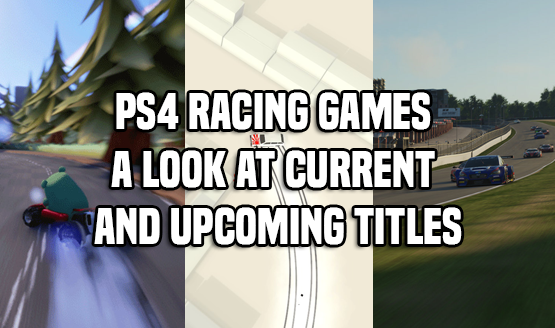 PS4 Racing Games