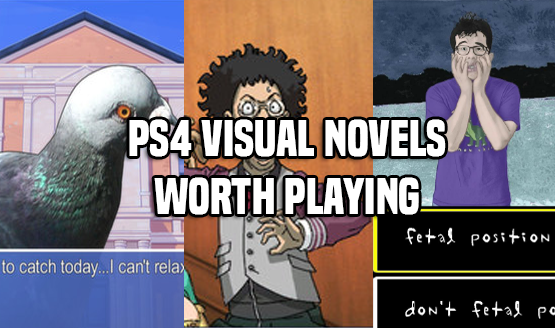 PS4 Visual Novels Worth Playing