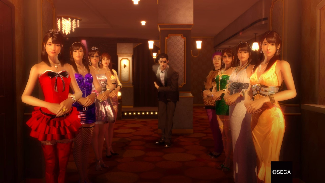Yakuza Hostess Clubs