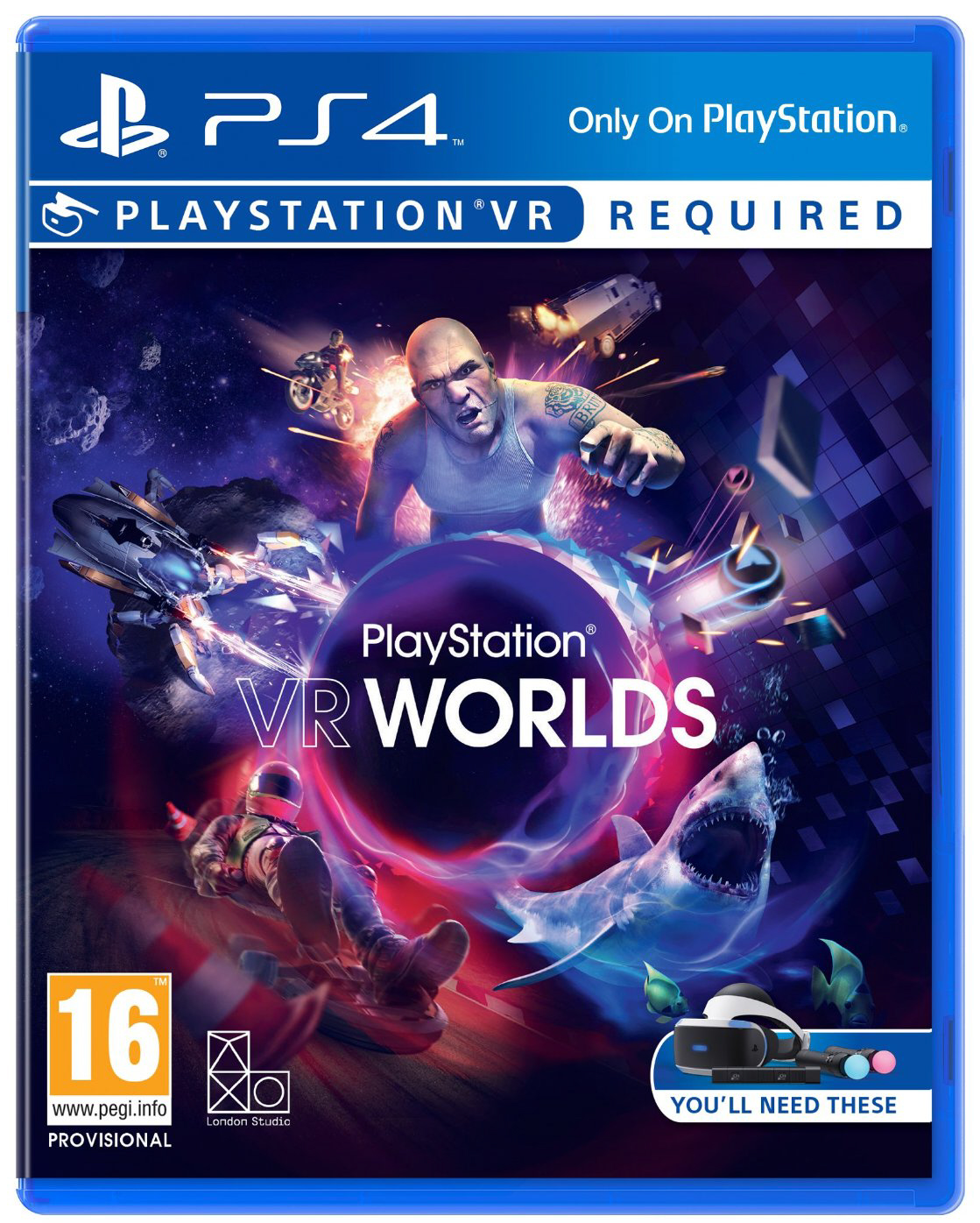 PlayStation VR Worlds (UK)