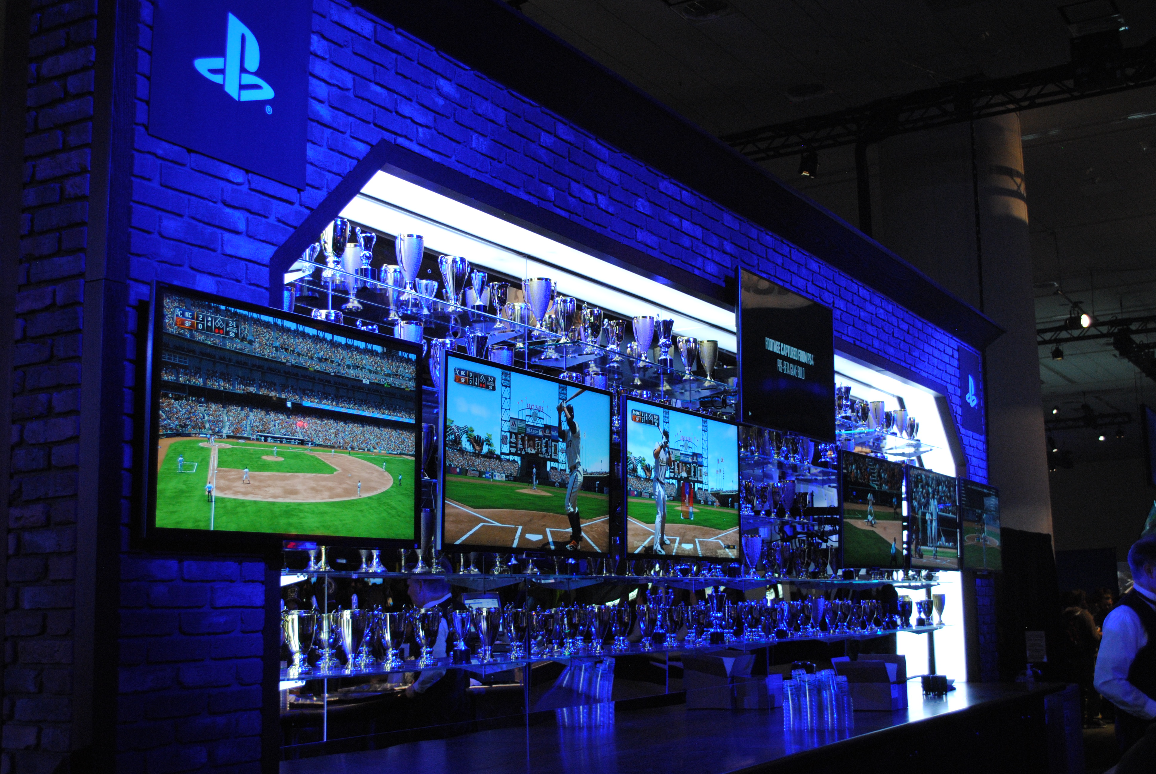 MLB: The Show Trophy Bar