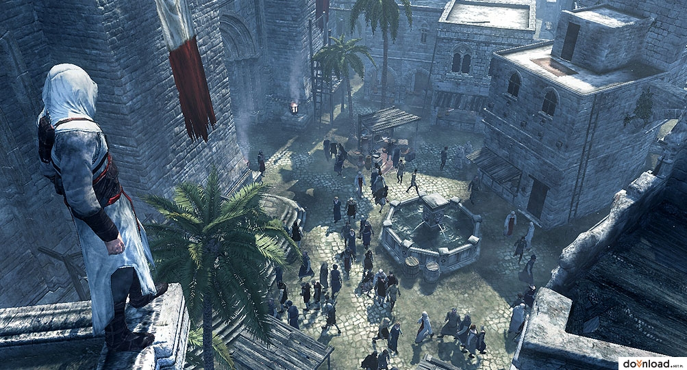 10. Assassin's Creed